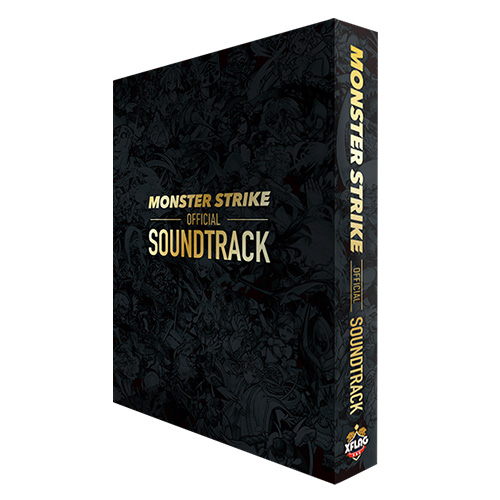 MONSTER STRIKE OFFICIAL SOUNDTRACK