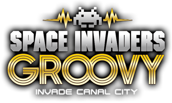 SPACE INVADERS GROOVY(スペースインベーダーグルーヴィ)