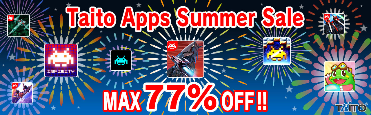 Get DARIUSBURST SP and Top Apps For Up to 77% Off