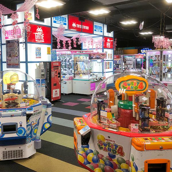 タイトーステーション BIGFUN平和島店