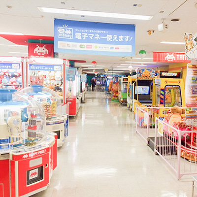 タイトーステーション 旭サンモール店