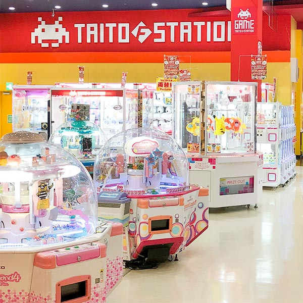 タイトーFステーション N'sCITY谷山店