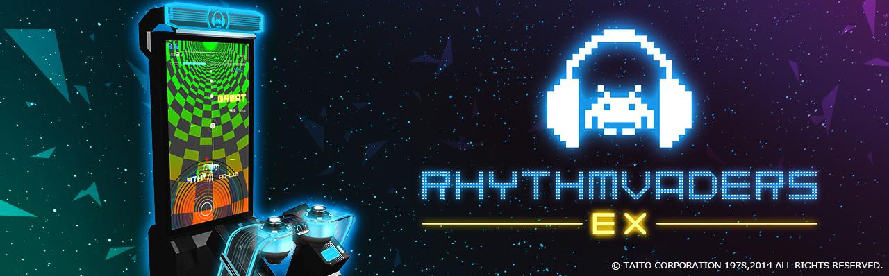 RHYTHMVADERS EX