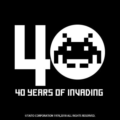 スペースインベーダー誕生40周年