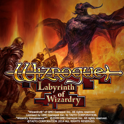 Wizrogue -Labyrinth of Wizardry-