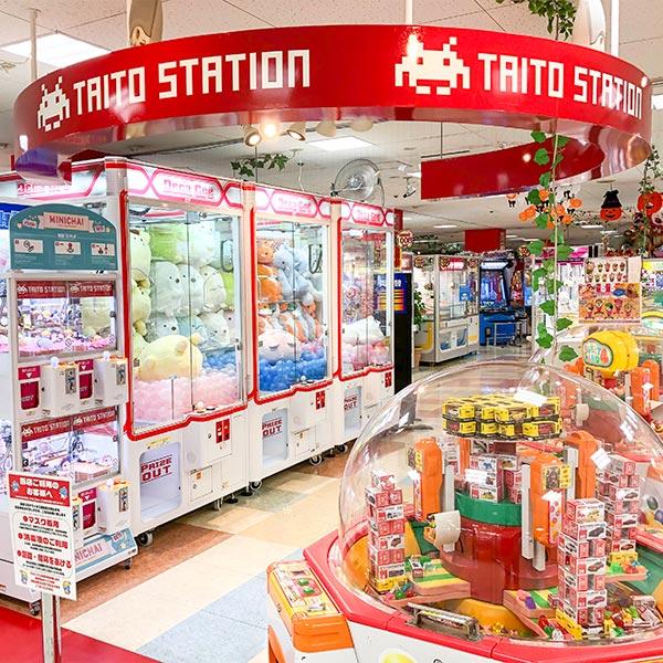 タイトーステーション パールシティ稲沢店