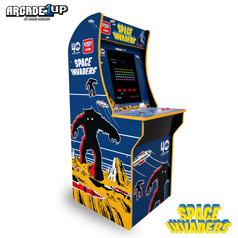 Arcade1up インベーダー