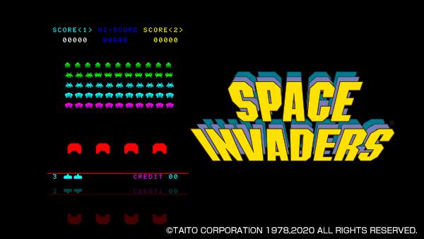 SPACE INVADERS公式サイト