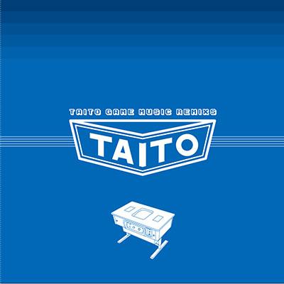 アルバム「TAITO GAME MUSIC REMIXS」が11月9日(水)発売!!