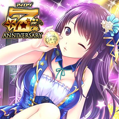 本日8月31日で7周年「第16回アイログ総選挙」開催!上位アイドル10名はミニキャラグッズ化!