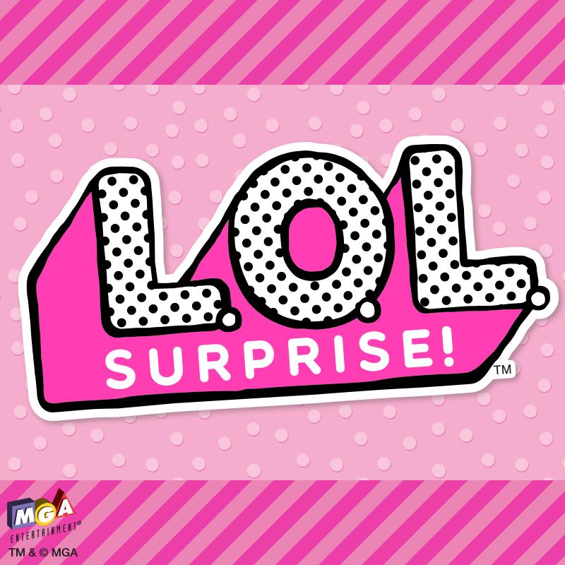 L.O.L. サプライズ!のプライズが続々登場! 12月アイテムを公開いたしました!