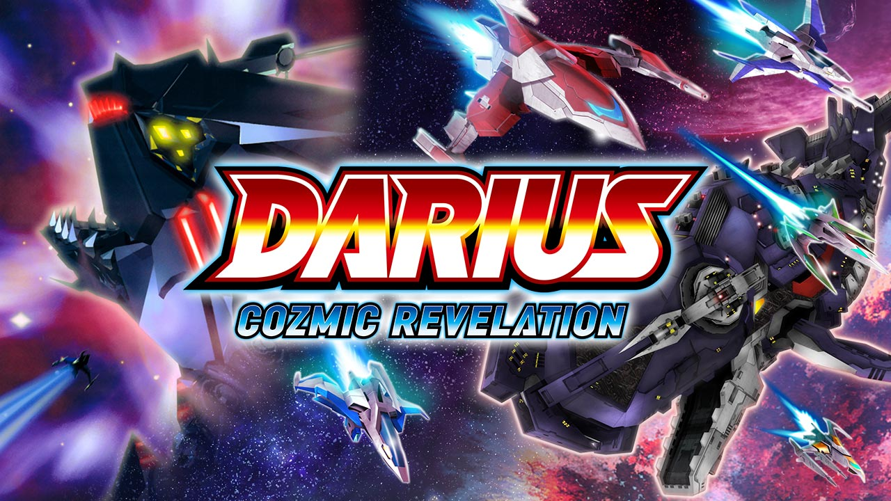 『ダライアス コズミックリベレーション』収録タイトルの新情報を公開! ゲーム内容や機能をおさらいしよう!