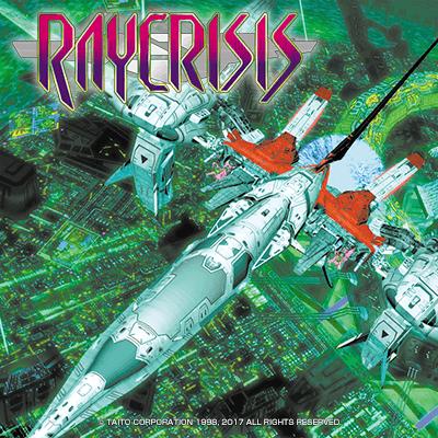 「タイトークラシックス」シリーズ第4弾「RAYCRISIS」初のスマートフォン版 8月9日(水)配信決定!