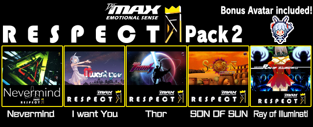 GROOVE COASTER 2 Original Style with DJMAX RESPECT Pack 2 Added!