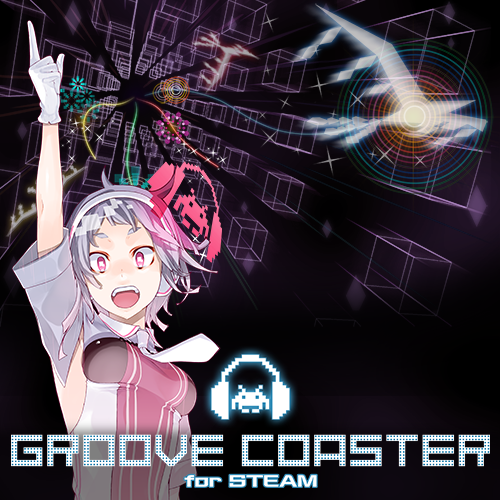 『GROOVE COASTER for STEAM』『UNDERTALE』楽曲を本日10月17日(水)より配信開始!『ダライアス』や東方プロジェクトの楽曲など今後のスケジュールも発表!