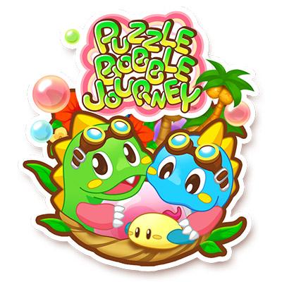 元祖バブルシューターパズルが600円で遊び放題!「PUZZLE BOBBLE JOURNEY」8月21日より配信決定