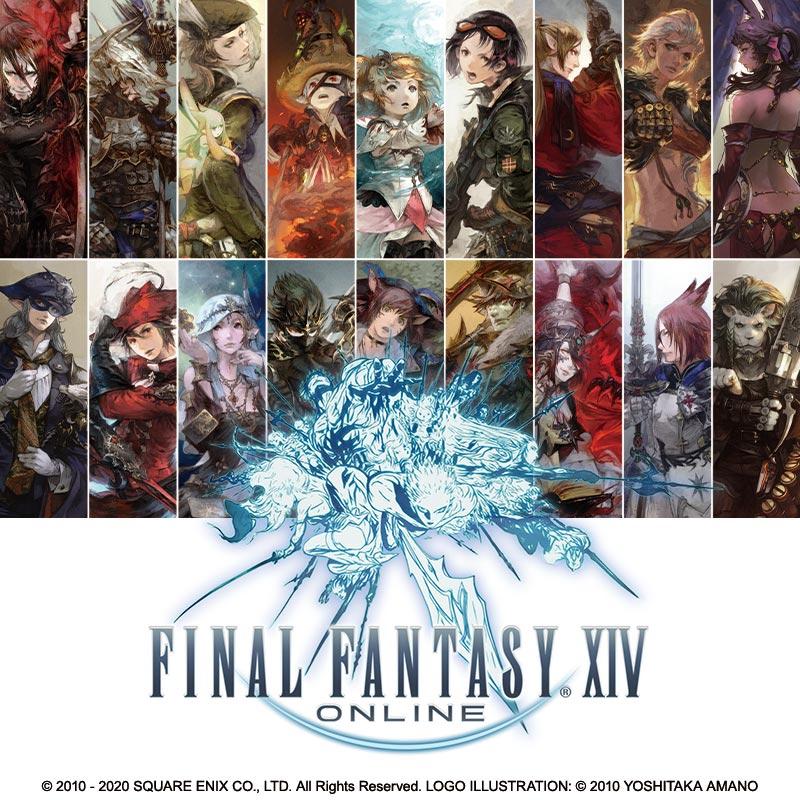 「ファイナルファンタジーXIV」の1月登場プライズを公開!