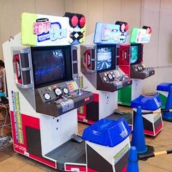 最新作を含む歴代の「電車でGO!」が勢ぞろい!10月21日「小田急ファミリー鉄道展2017」に出展!※台風の為予定変更