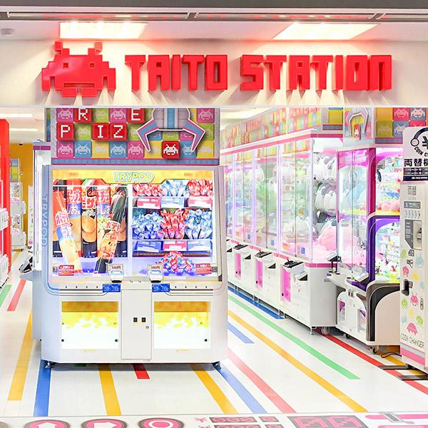 クレーンゲーム専門店「タイトーステーション 熊本下通店」を4月1日(水)にグランドオープン!