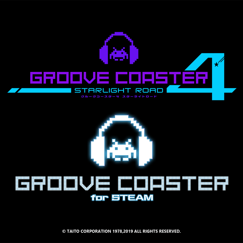 アーケード版・STEAM版『グルーヴコースター』が、人気音楽ゲーム「Arcaea」と1月9日(水)よりコラボ開始!
