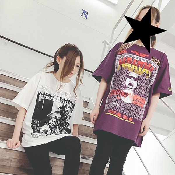 アパレル界の悪童「ハードコアチョコレート」×「タイトー」コラボTシャツ発売決定!