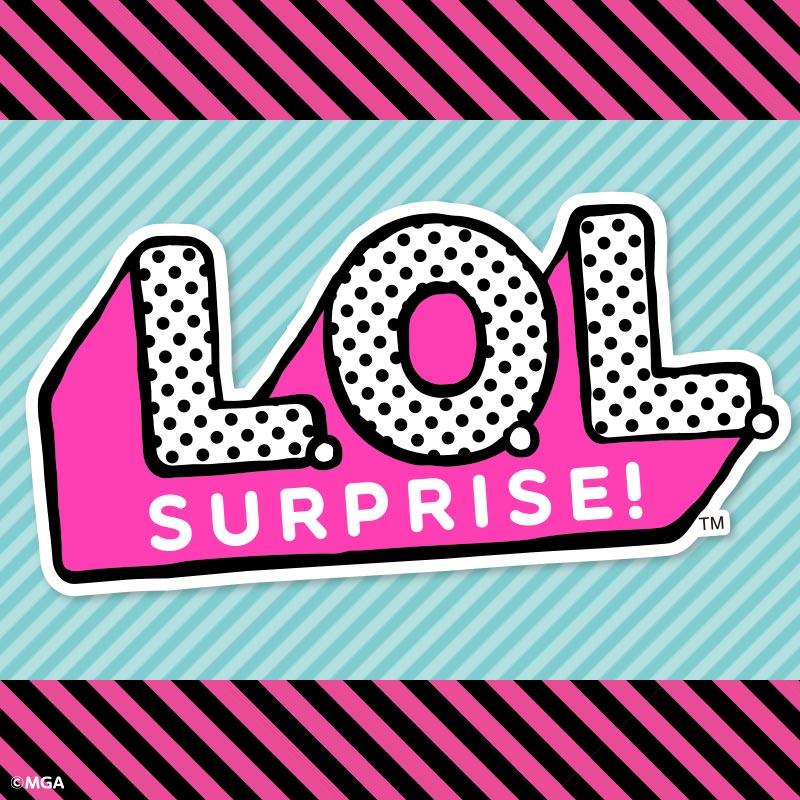 L.O.L. サプライズ!のプライズが続々登場! 1月登場アイテムを公開いたしました!