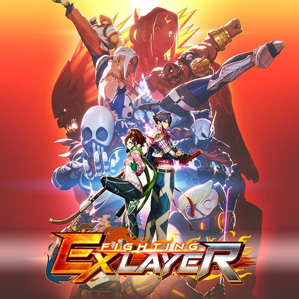 NESiCAxLive2待望の新作『FIGHTING EX LAYER(ファイティングイーエックスレイヤー)』2018年11月29日(木)稼働開始!