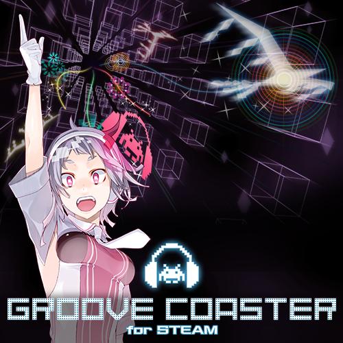 『GROOVE COASTER for STEAM』サマーセールで初の50%OFF!本体に5曲無料追加で合計58曲が遊べるように!