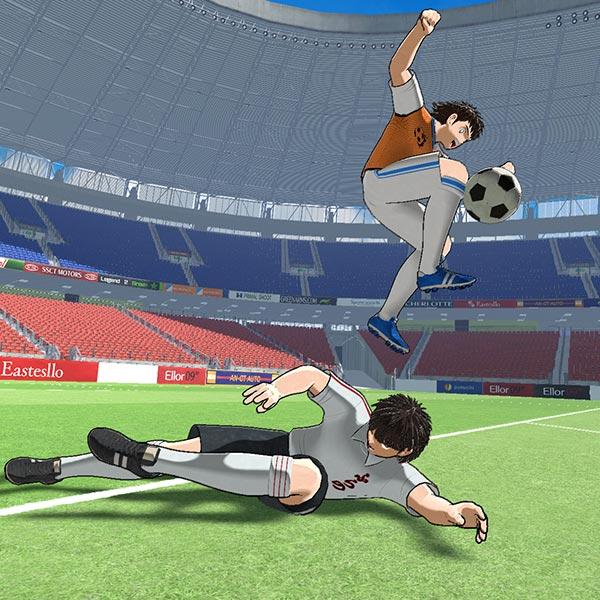 VRアトラクション「VRキャプテン翼 ~燃えろストライカー~」「VR進撃の巨人 ~THE HUMAN RACE~」東京・大阪でロケーションテストを開催