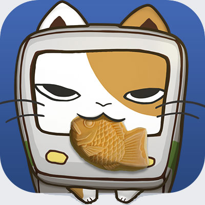 Facebookの「インスタントゲーム」向け完全新作パズルゲーム『TAIYAKI-電ねこでGO!!-』全世界にむけて配信開始