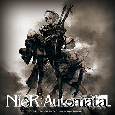 「NieR:Automata(ニーア オートマタ)」のプライズアイテムが12月より登場!