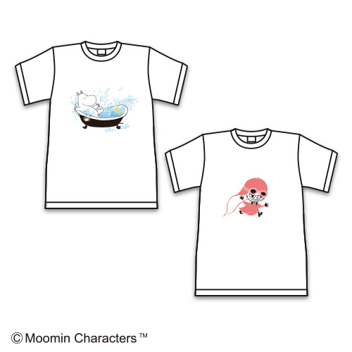 ムーミン Tシャツ