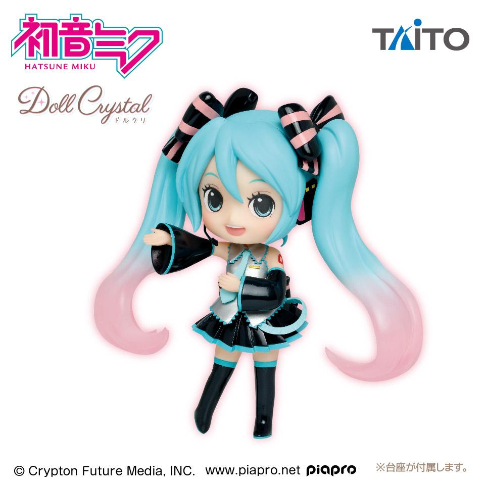 初音ミク Doll Crystalフィギュア